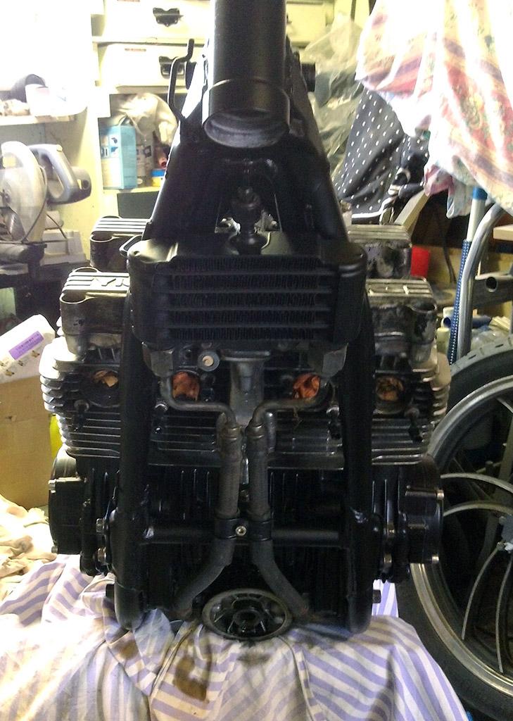 550 seca oil cooler for sale | XJBikes - Yamaha XJ